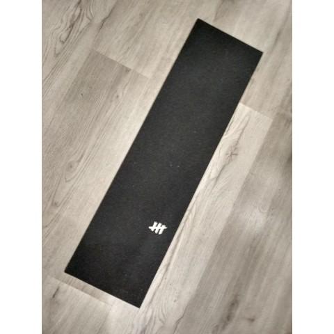 Шкурка Slackers  Black с выдавленным минилого -9x33